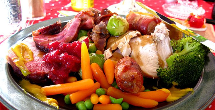 How nutritious is your Christmas dinner?