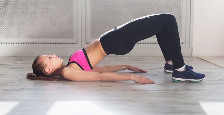 Exercise 101: The Glute Bridge