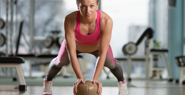 Exercise 101: The Medicine Ball