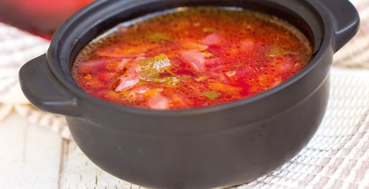 Seasonal Beetroot and Butternut One Pot Stew