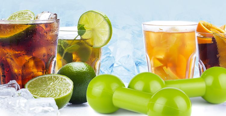 Does alcohol impact fitness?