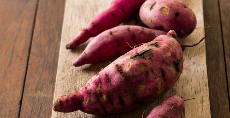 A-Z of super foods: Yams