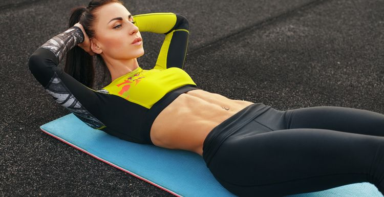 Exercise 101: sit ups