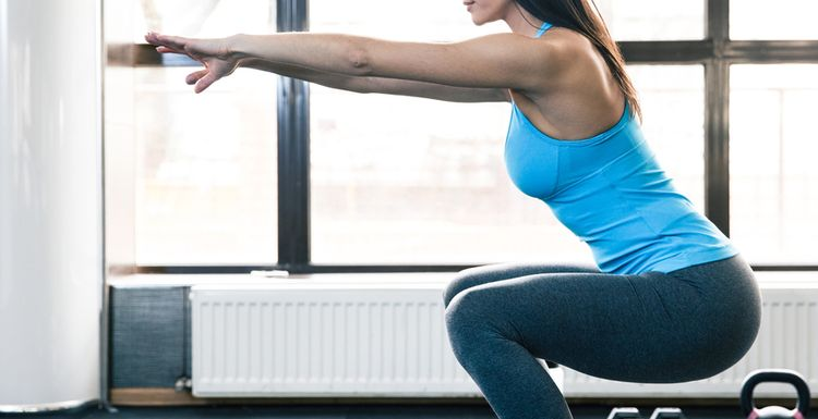 Exercise 101: squats