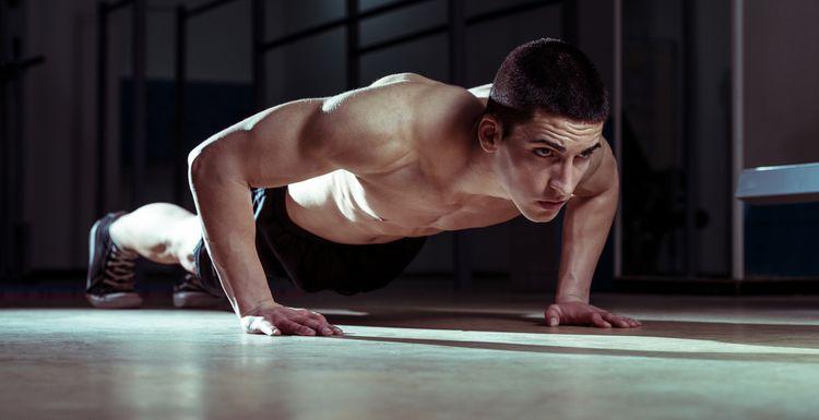 Exercise 101: push ups