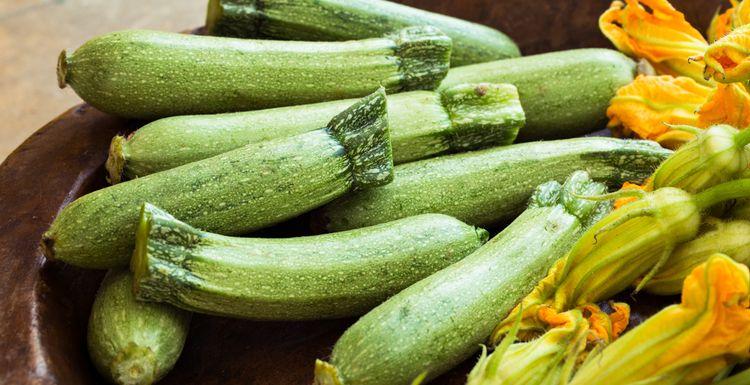 A-Z of super foods: Zucchini