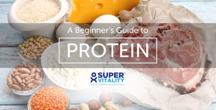 Beginners guide to protein