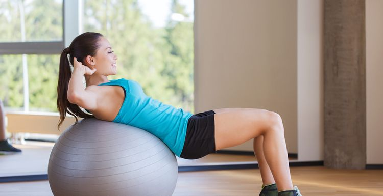 Exercise 101 : 3 ball exercises to strengthen your core