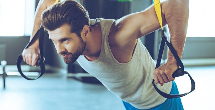 Exercise 101 : TRX straps