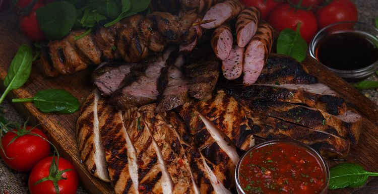 The global benefits of a reduced meat diet