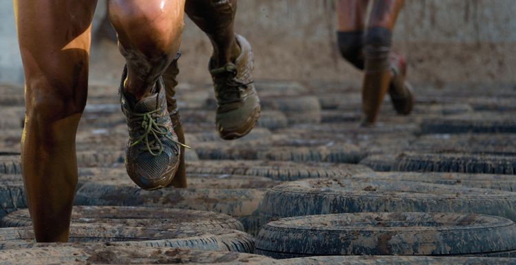 Are obstacle courses the new marathon?