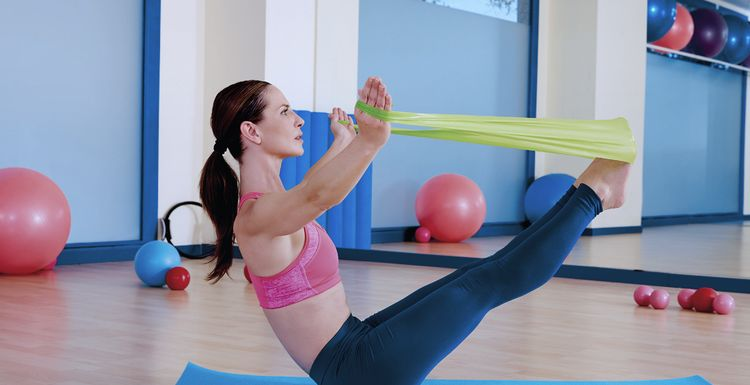 Exercise 101 : Resistance Bands