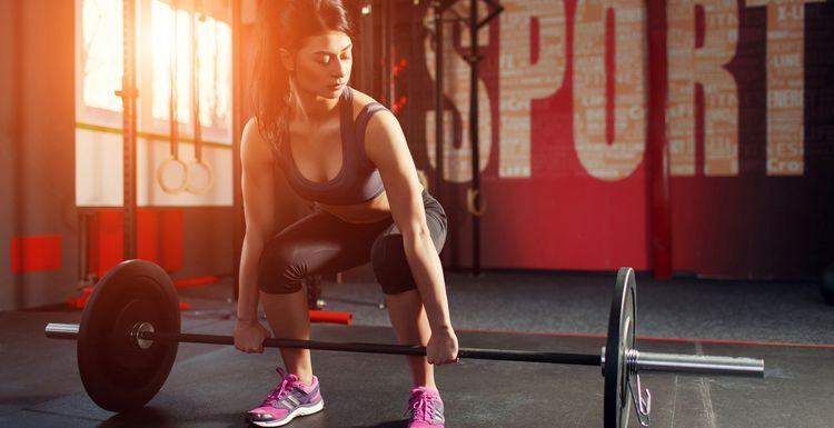 Bored of deadlifts? Try these variations
