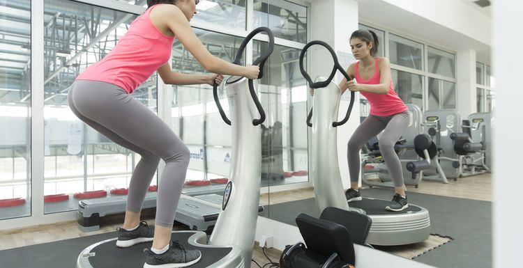 EXERCISE 101 THE POWER PLATE