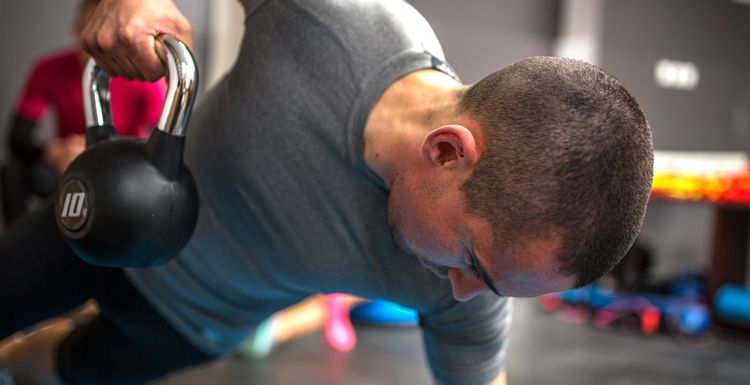 Five Kettlebell Moves for Full Body Fitness