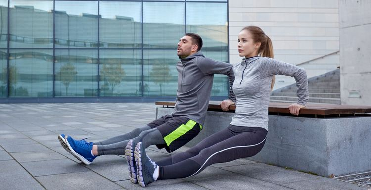 EXERCISE 101: TRICEP DIPS