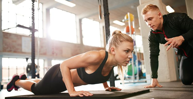 4 signs of a top personal trainer