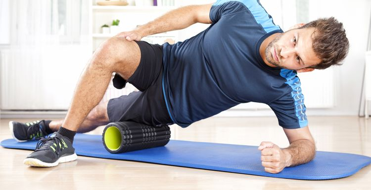 5 Ways to Use Foam Rollers in your Workout