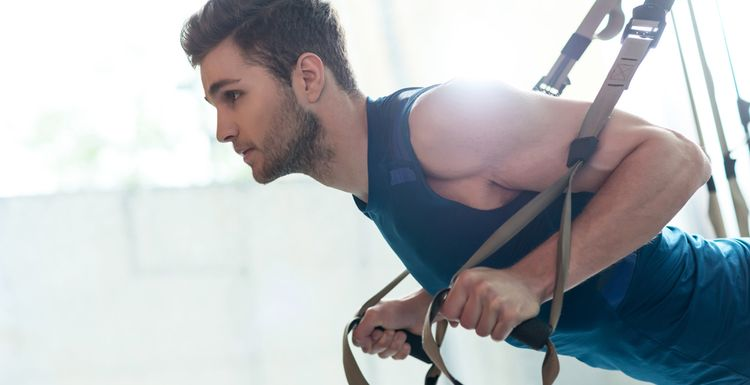 3 TRX moves to sculpt your body