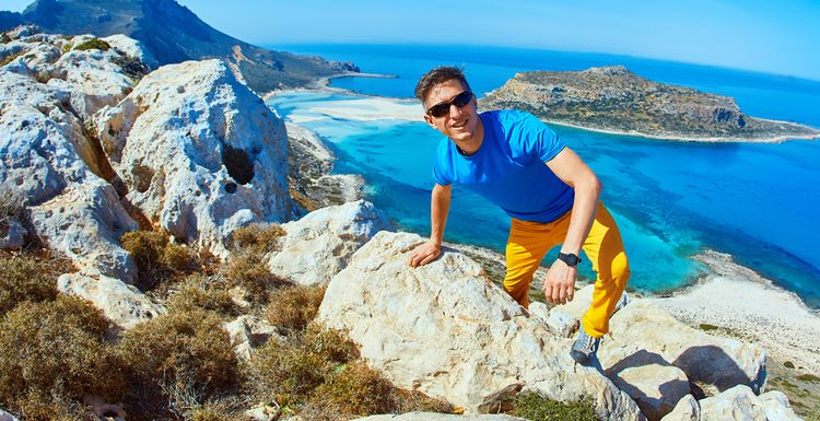 5 tips for a fitter holiday