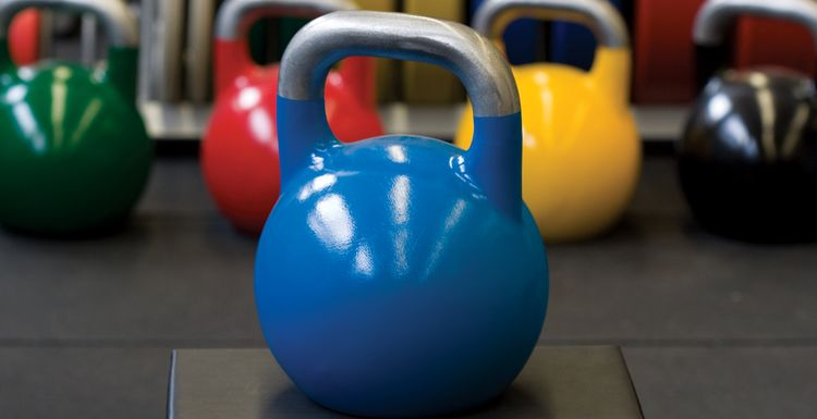 Five Kettlebell moves to blast fat