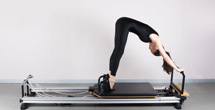 Exercise 101: Pilates Reformer