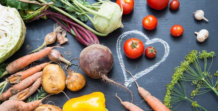 COULD YOU REAP THE BENEFITS OF A NO MEAT DIET?