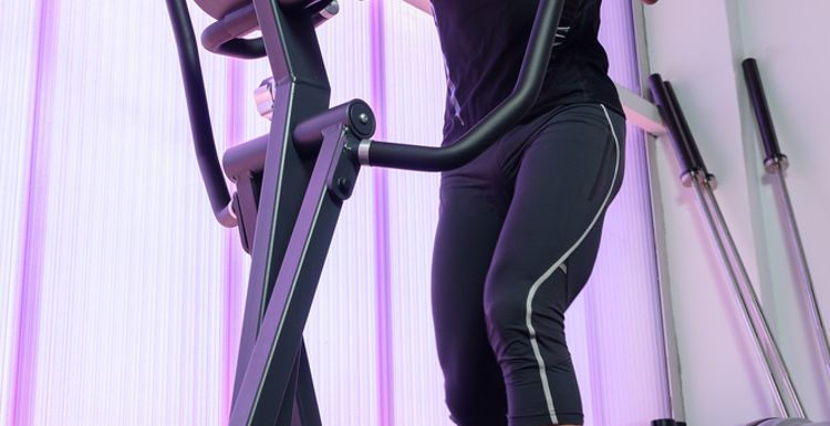 INJURY? MAINTAIN RUNNING FITNESS WITH AN ELLIPTICAL MACHINE