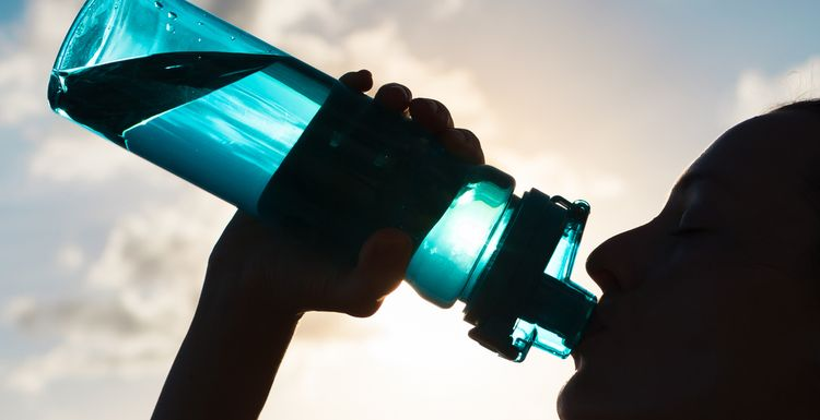 Just keep drinking: hydration is key to health