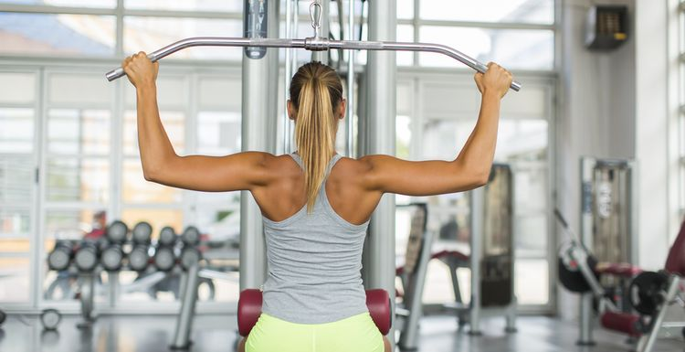 Exercise 101 : the lat pull down