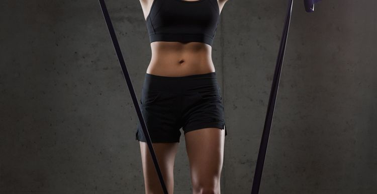 4 WAYS TO TOUGHEN UP YOUR RESISTANCE BAND WORKOUT