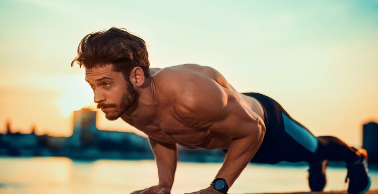 PERFECT YOUR PUSH UP