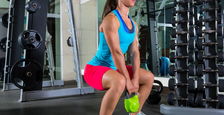 The Benefits of Goblet Squats