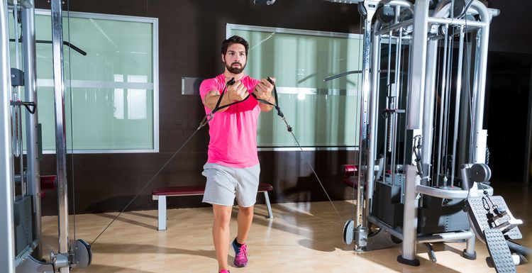 10 OF THE BEST BEGINNERS GYM EXERCISES