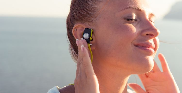 FITNESS EARBUDS. MUCH MORE THAN MUSIC