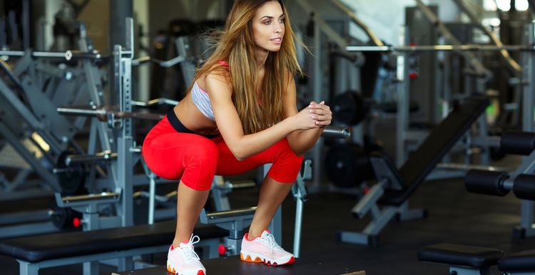 Gym circuits. What you should be doing