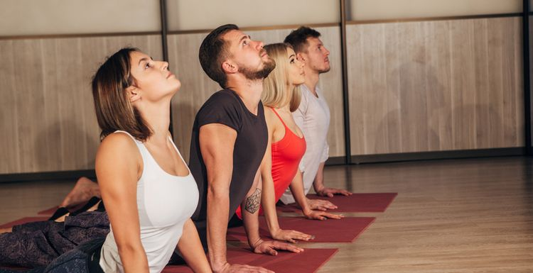 UNLOCK YOUR CORE POWER WITH YOGA