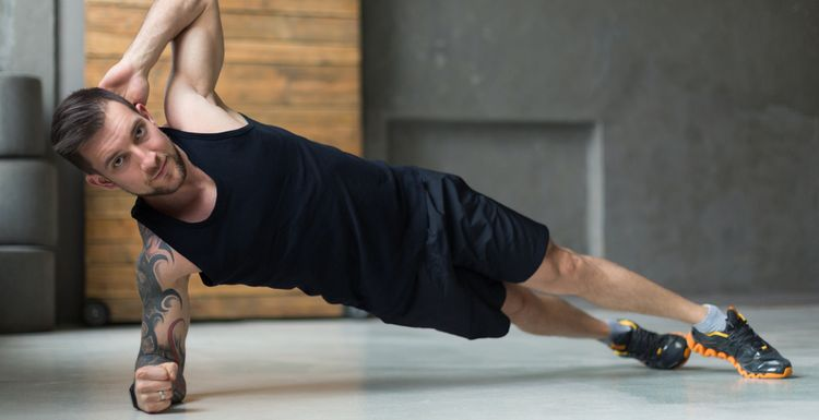 5 EXERCISES TO IMPROVE YOUR CORE STRENGTH
