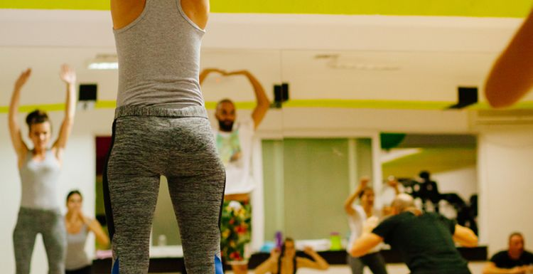 HOW TO FIT A 50 MINUTE WORKOUT INTO 10 MINUTES