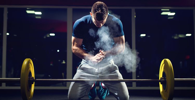 STRENGTH TRAINING. THE MINIMUM NEEDED TO GET RESULTS