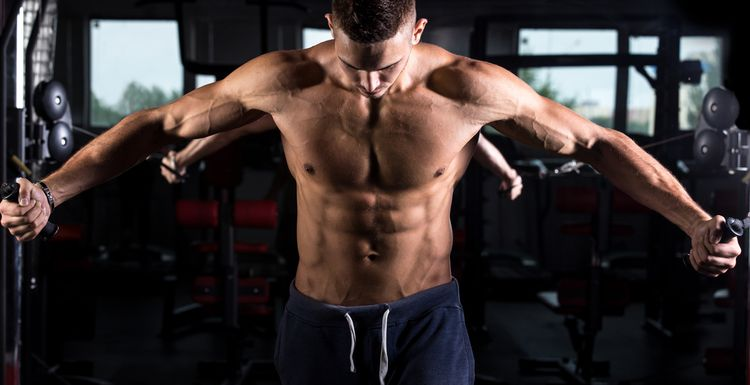 Top 5 pec building moves