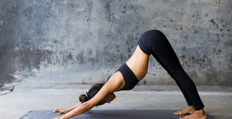 The benefits of the downward dog