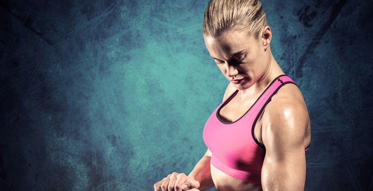 THE 7 STEP ARM TONING WORKOUT