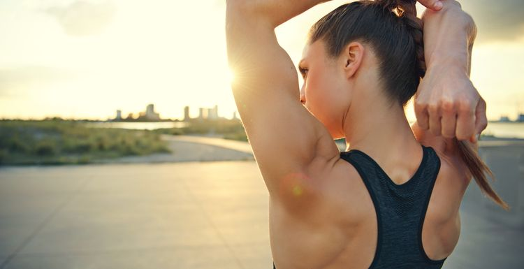 TAKE THE TONED ARMS CHALLENGE
