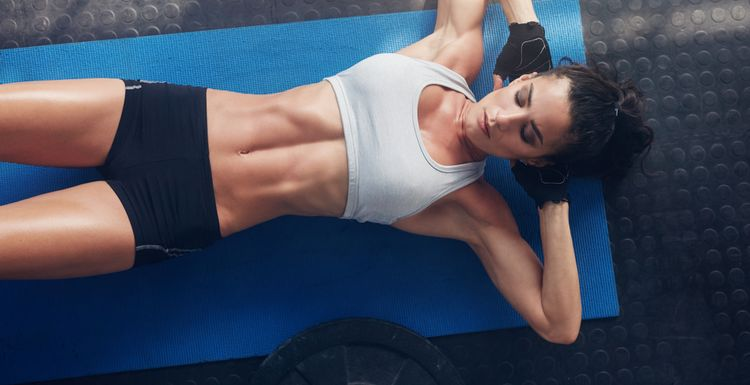 Three of the best core exercises