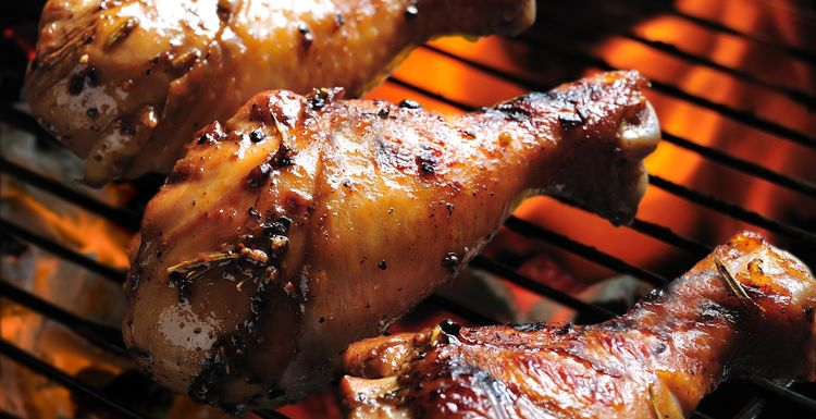 TWICE SPICED BARBECUE CHICKEN