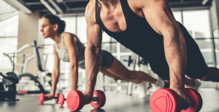3 compound moves for a fast workout