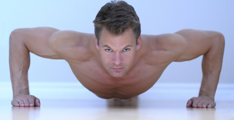 5 different push ups to try