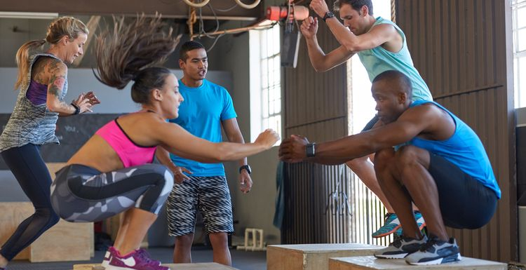 The lowdown on Crossfit