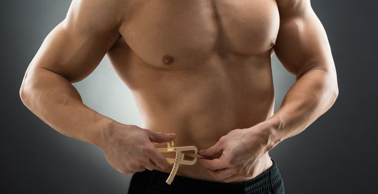 How pros measure body fat